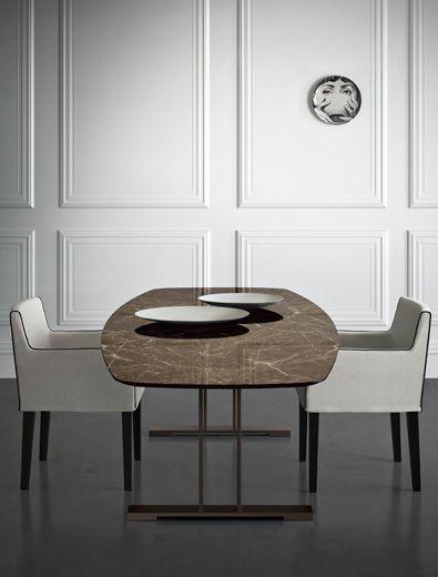 Casamilano Santiago Oval Table