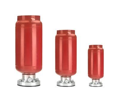 Ochrona przed wybuchem Butle systemu tłumienia wybuchu – HRD http://www.atex137.pl/ochrona-przed-wybuchem/