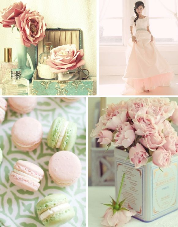 A Tale of Two Color Palettes | Engaged & Inspired
