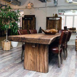 Классические прямоугольные и дизайнерские концептуальные модели, уникальные мозаичные столешницы из разных пород дерева – этот пост поможет вам выбрать «тот самый» стол