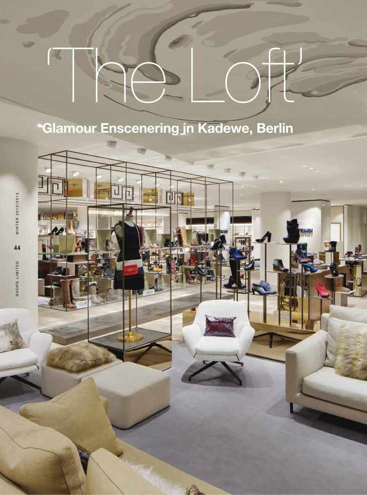 kadewe berlin retail displays visual merchandising pinterest retail and boutique interior. Black Bedroom Furniture Sets. Home Design Ideas