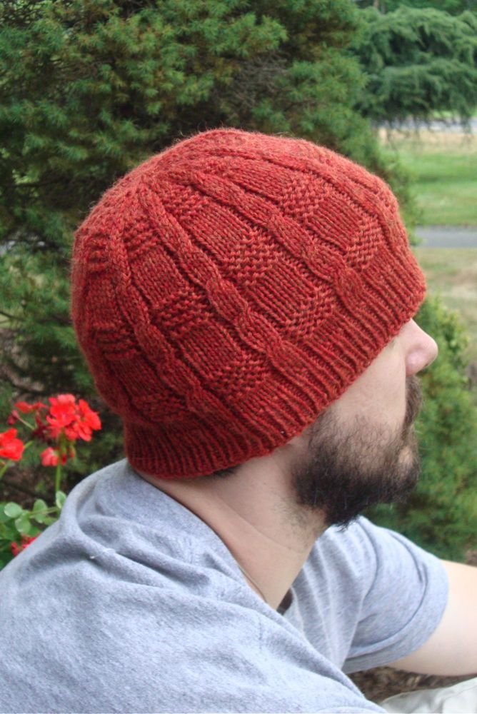 Free Knitting Patterns For Hats In The Round : 708 best Free hat knitting patterns images on Pinterest Knitting hats, Knit...
