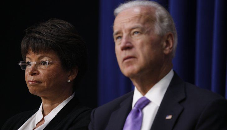 Book: Valerie Jarrett got Biden 'psychiatric help' for 2016 | Washington Examiner