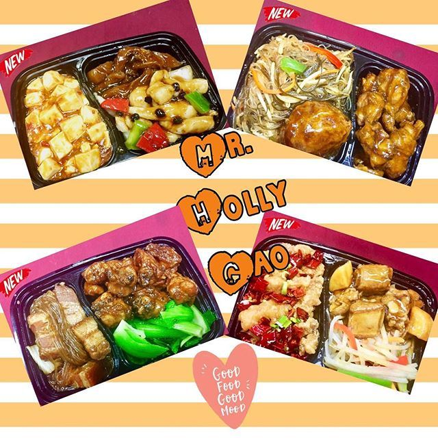 """📣~Hooray~👨🍳Big shout out to """"Mr. Holly Gao"""" present us their signature🍴3 courses lunch box set to spin the fun for your lunchtime! 📳Search """"hungrysd"""" in App Store or Google Play to download. 📞Contact us to set up your office 🏢as📍NEW P/U point📍and we will make it happen with COUPON CODE on the way!✌🏻 #freedeliverysd #freedeliveryservicesd #takeoutfood #takeoutdinner #ucsd #sdsu #qualcommsd #sdsueats #qualcommdining #sorrentovalley #torreypines #utc #costaverdesd #lajollacove…"""