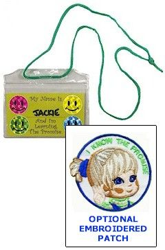 Name Tag Badge With Images Daisy Girl Scouts Girl