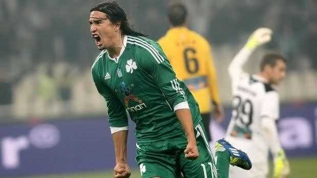 Sebastian Leto-Panathinaikos F.C 1