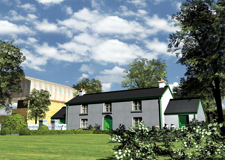 Traditional Irish Farmhouse located in West Wicklow dating from c1830