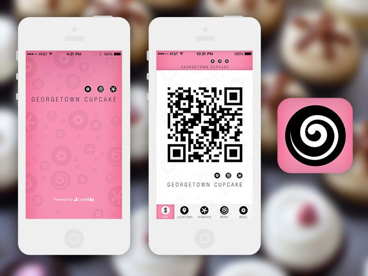Georgetown Cupcake Mobile Payment App
