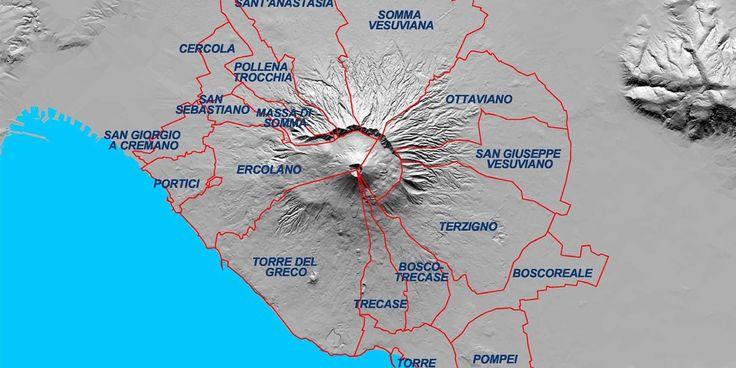 Presentato il Piano Evacuazione Vesuvio pronti ad evacuare 700 mila persone - di Fulvio Rocco de Marinis