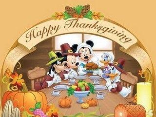 Free Disney Thanksgiving Screensavers | Free Disney Thanksgiving Feast phone wallpaper by missjas