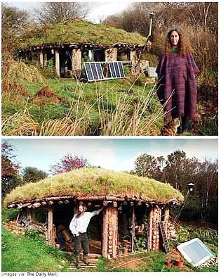 Basic Underground Homes Earth Home Plans And Designs