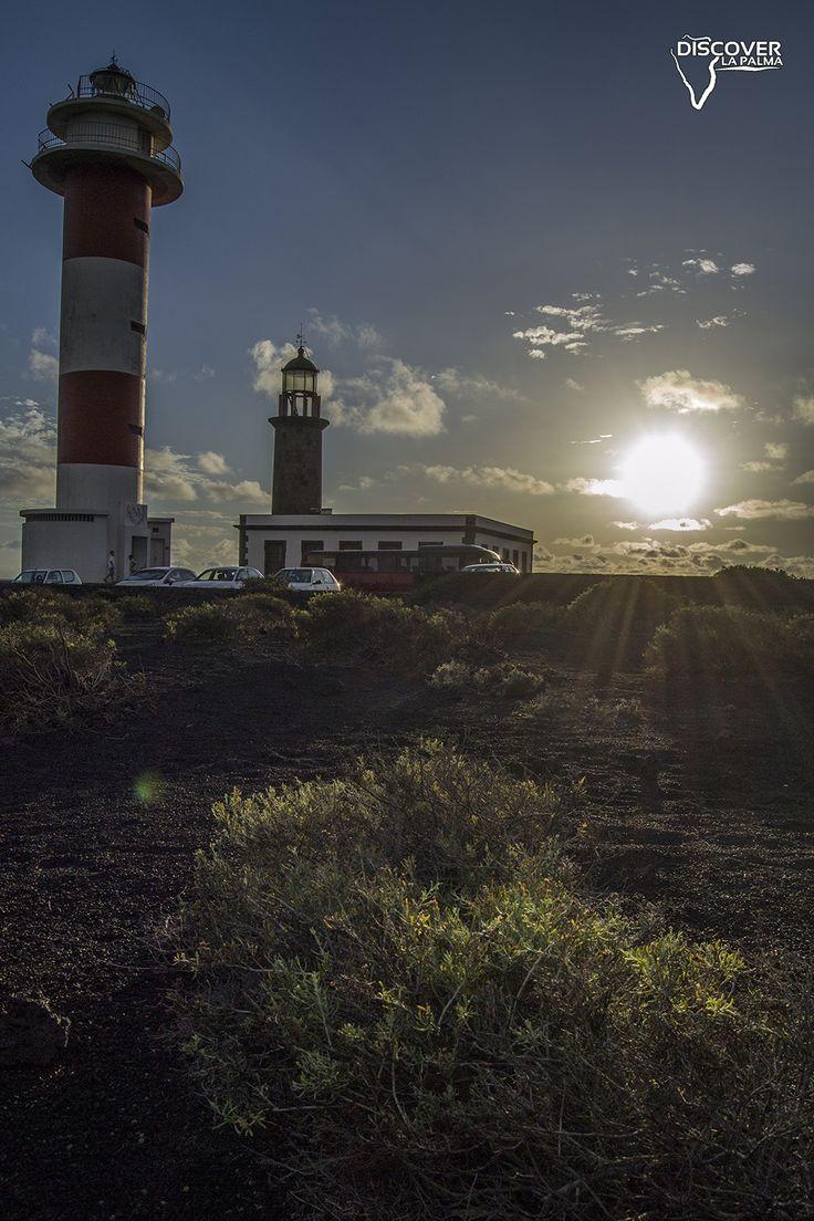 Increíbles atardeceres te esperan en La Palma.