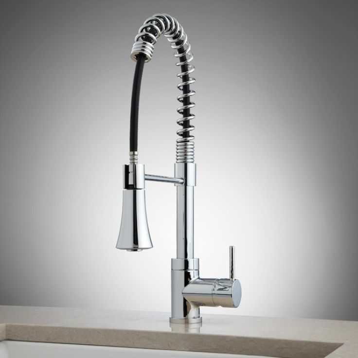 Steyn Kitchen Faucet With Spring Spout Faucet Kitchen Faucets And Spring