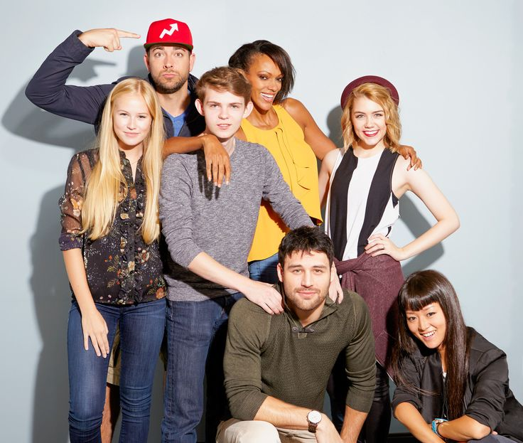 "Everything You Wanted To Know About ""The Heroes: Reborn"" Cast"