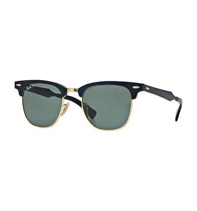 Comprar óculos Ray-Ban CLUBMASTER ALUMINUM RB3507 136/N5 online y baratos de Ótica, sua loja com melhores ofertas. Envio/Retorno Gratis
