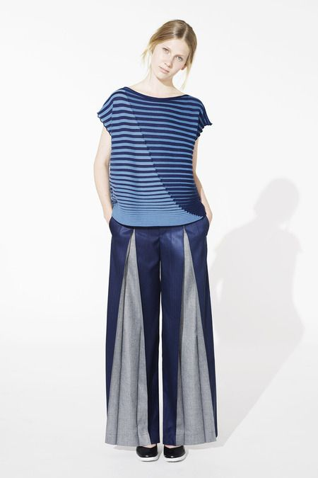 Issey Miyake | Resort 2015 Collection | Style.com