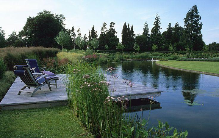 Contemporary Country Garden - Hampshire