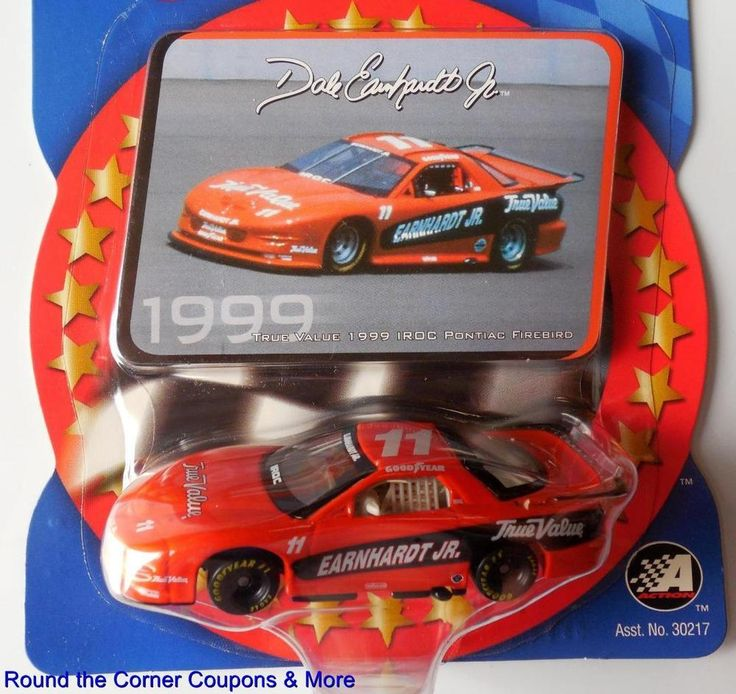 Dale Earnhardt Jr #11 Winners Circle 1:64 True Value 1999 Iroc Pontiac Firebird #WinnersCircle #Pontiac