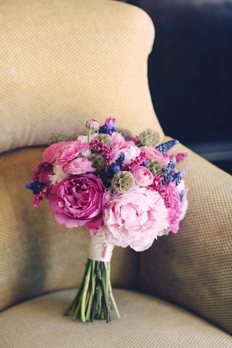 Blue Purple And Pink Wedding Bouquets Best Dusty Weddings Ideas On Rose