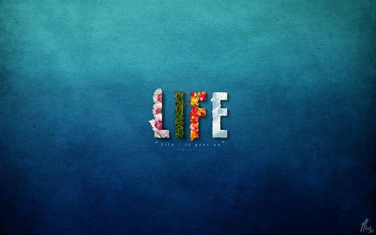 Fond écran Life