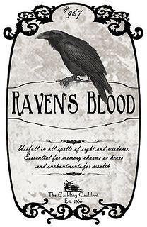 Ravens-Blood-Label by a_granger, via Flickr