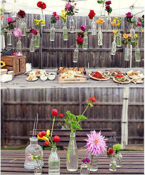 DIY Ideen für die Terrasse und Garten