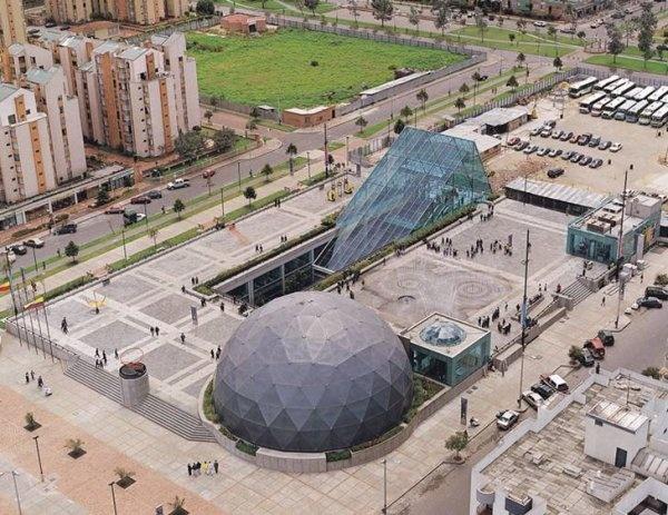 Maloka, Bogotá, Colombia.