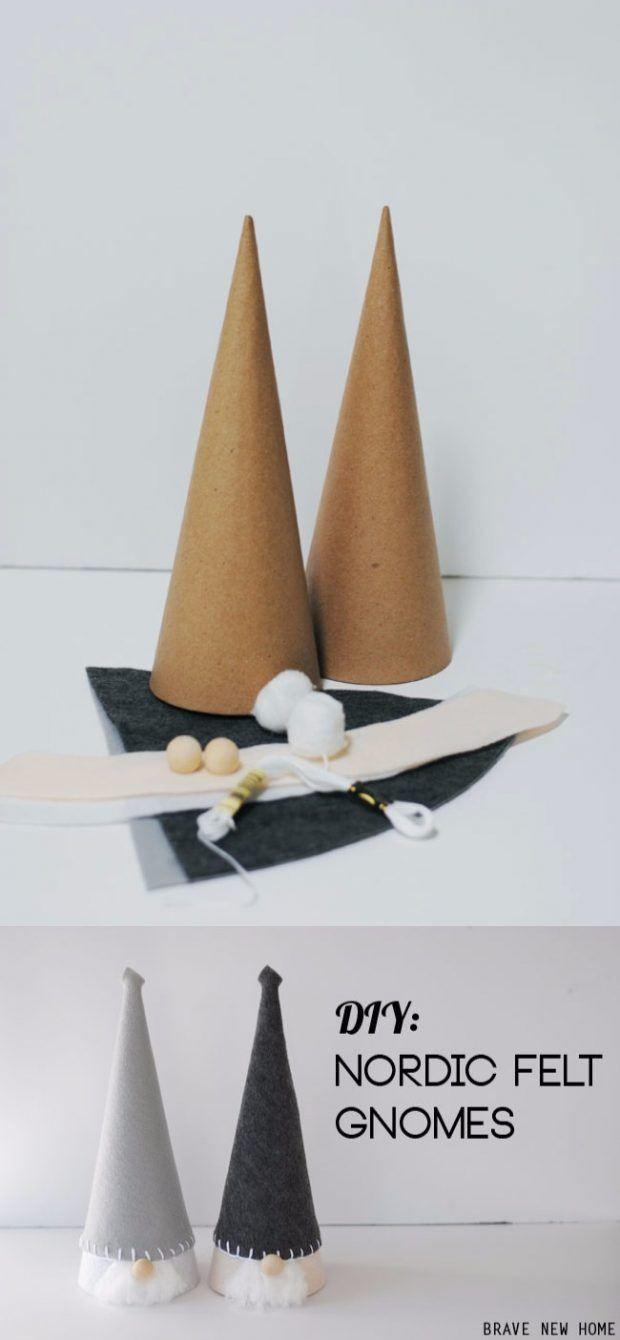 M s de 25 ideas nicas sobre casa de gnomo en pinterest for Gnomos navidenos