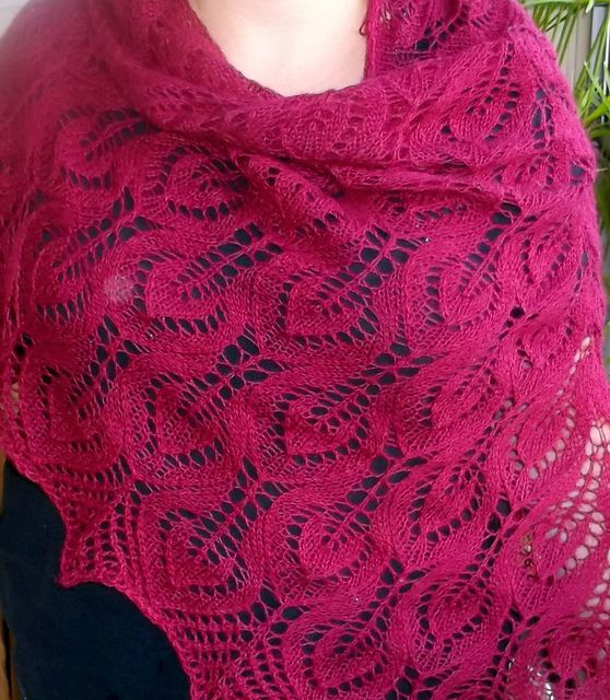 Ravelry: nessie-jp's Welcome to Night(gail)