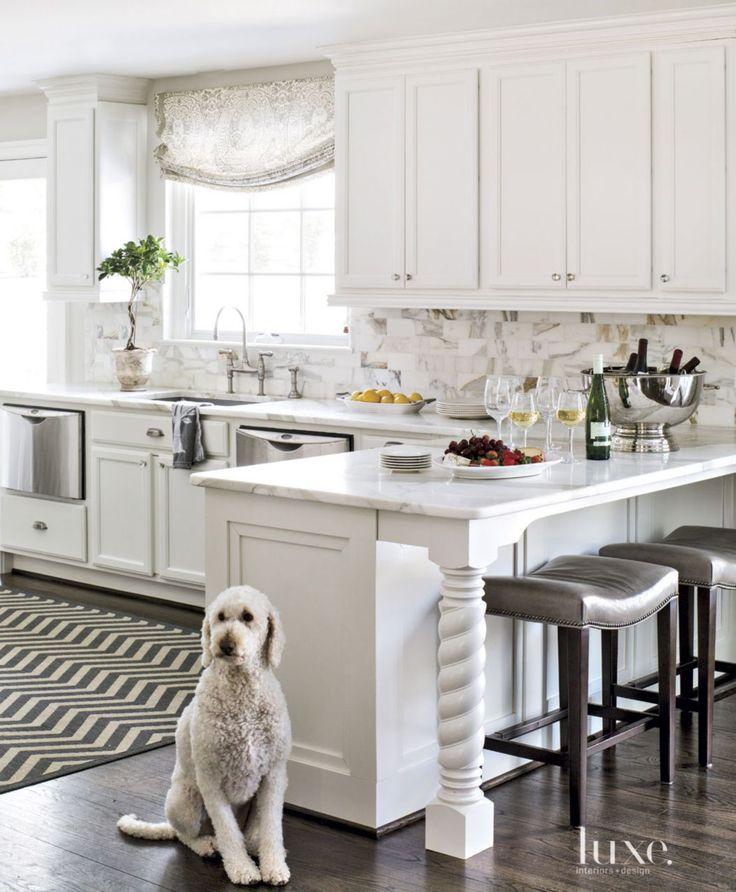 Kitchen Luxesource In 2019 Kitchen Peninsula