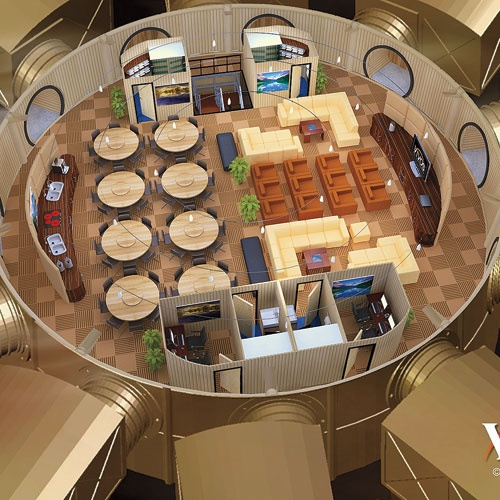 Fallout Shelter Luxury | Bomb shelter | Pinterest | End of ...