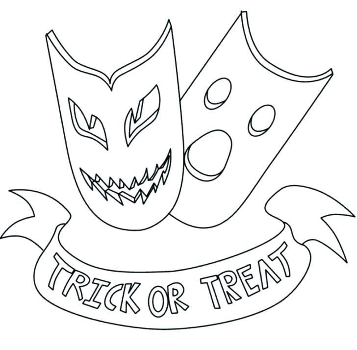 Открытка хэллоуин карандашом