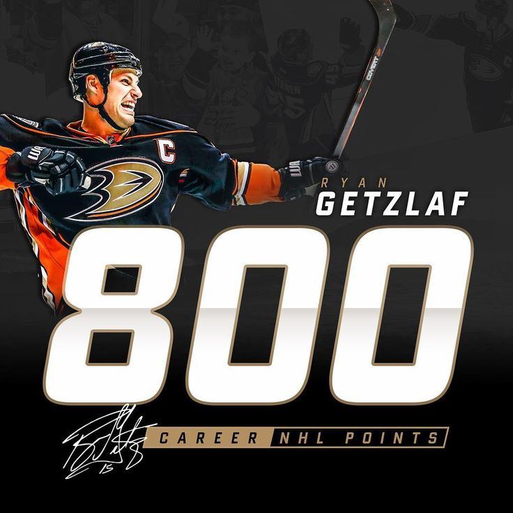 "6,197 Likes, 37 Comments - Anaheim Ducks (@anaheimducks) on Instagram: ""8️⃣0️⃣0️⃣ points for Ryan Getzlaf! #LetsGoDucks"""