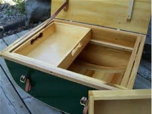 Image result for Canoe Wanigan Plans