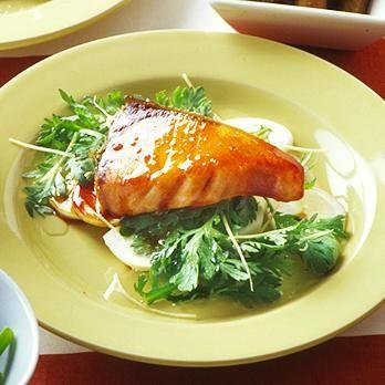 ぶり照りサラダ | 重野佐和子さんの照り焼きの料理レシピ | プロの簡単料理レシピはレタスクラブニュース