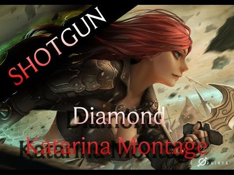 Shotgun Katarina Diamond ELO (New Year Special) https://www.youtube.com/watch?v=aEkt22EdmEw #games #LeagueOfLegends #esports #lol #riot #Worlds #gaming