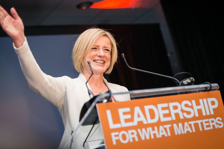Rachel Notley: Doing It Differently By Doing It Exactly The Same