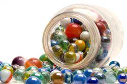 25 Best Ideas About Marble Jar On Pinterest