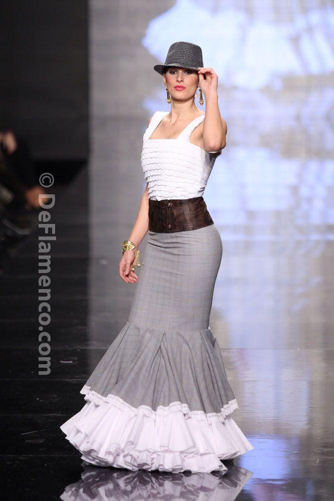 Fotografías Moda Flamenca - Simof 2014 - Pilar Rubio 'Va por ti' Simof 2014 - Foto 10