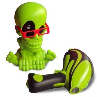 Juego de Mesa Johnny Calavera 3D Boing Toys 3053 Verde