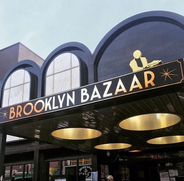 Read about Brooklyn Night Bazaar from Guest of a Guest on July 17, 2017