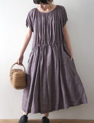 that purple linen keep coming up. beautiful stuff