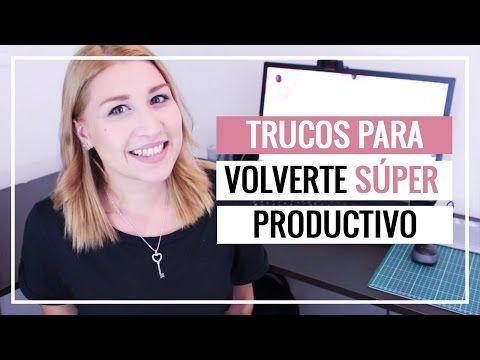 4 trucos que te harán más productivo
