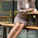 Gambar model pakaian kerja wanita terbaru