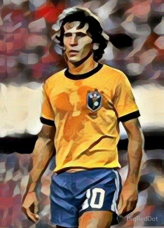 The Mighty Incomparable Zico Brazilian Legend Framed Print By Bigreddot Legend Football Art Zico