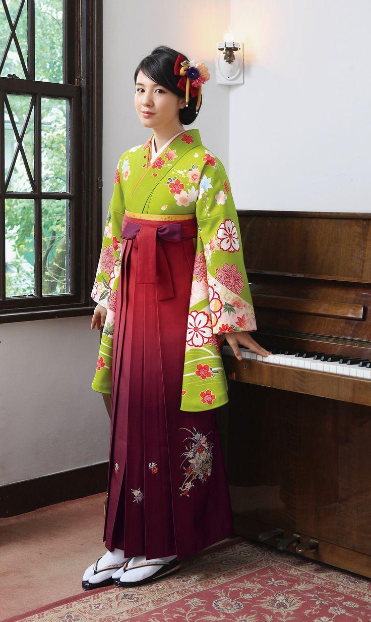 Hakama ... Japanese long pleated culotte