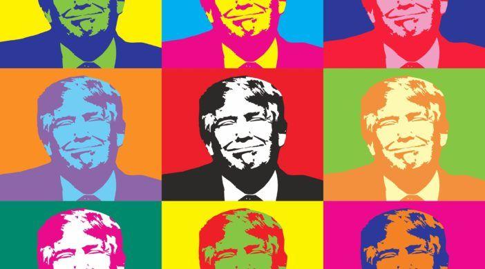 Vítězství muže svlasy jako parukou. Filosof Žižek píše oTrumpovi – !Argument
