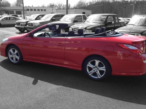 Toyota Solara Convertable - This is going to be my next car.