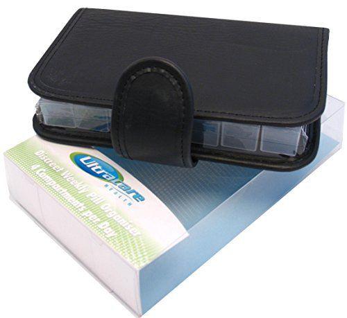 Utracare Bound hebdomadaire Pilulier électronique: Un pilulier hebdomadaire Un simple rappel de prendre votre médicament Avec une…