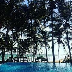 Sri Lanka Turtle Bay Resort #turtlebay #turtlebayresort #srilanka #srilankatravel #travelgram #travel #pool #infinitypool #relax #holiday #beachhotel #beach #roomwithaview #view #thankful